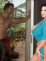 Scoreland - Bangin' The Window Washer - Paige Turner (60 Photos)
