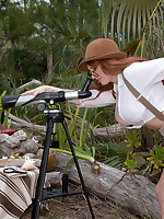 Scoreland2 - Busty bird-watching - Lily Madison (15:03 Min.)